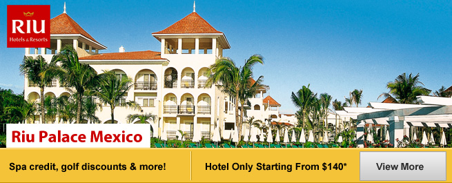 Riu Palace Peninsula Sale