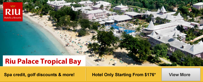 Riu Palace Tropical Bay Sale